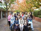 Indonesian PhD Ladies Club - Evi, Trully, Ani, Titik, Lia, Ima, Ira, Sitta, Harti, Diah, Anggra - Risa took the photo