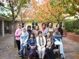 Indonesian PhD Ladies Club - Evi, Trully, Ani, Titik, Lia, Ima, Ira, Sitta, Harti, Diah, Anggra - Risa took the photo