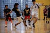 Garuda di dadaku - Futsal competition to celebrate 17 Agustusan. ANU sports, Canberra, August 2, 2010. Photo by Diah Agung Esfandari