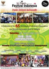 Brochure Indonesia Festival 2010