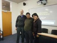 with Canberra friends at Harti's submission, 22May 2013