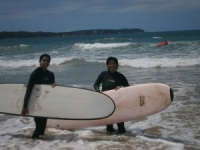 Learning how to surf with PARSA 9 Nov 2013