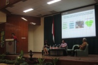 Speaker at IPB Seminar 30 May 2014